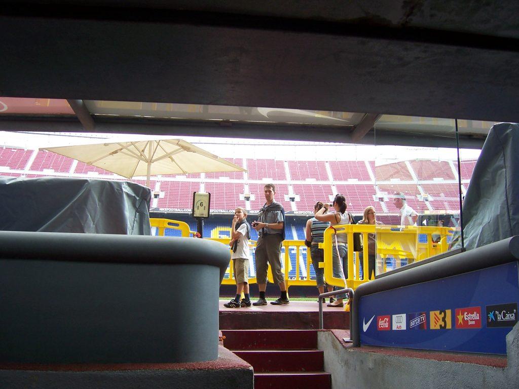 Camp Nou Rundtur