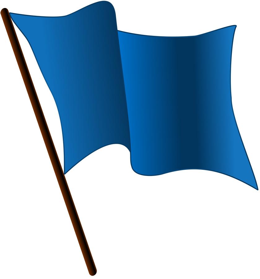 Blåflagg