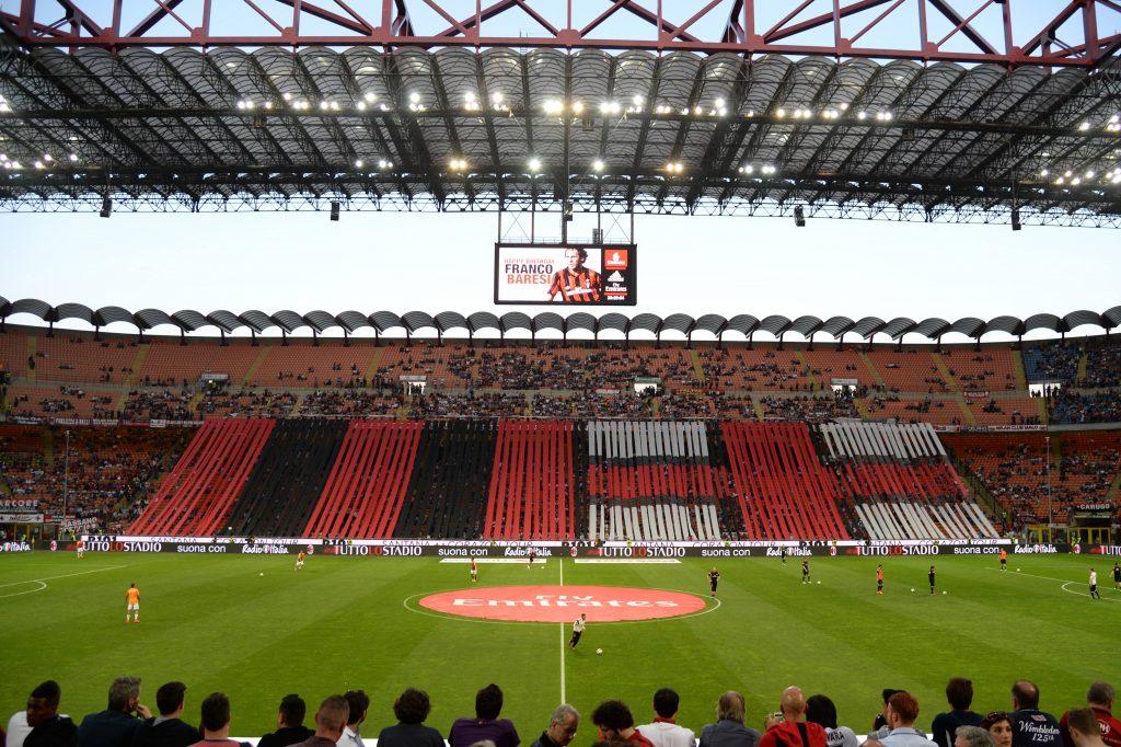 AC Milan San Siro