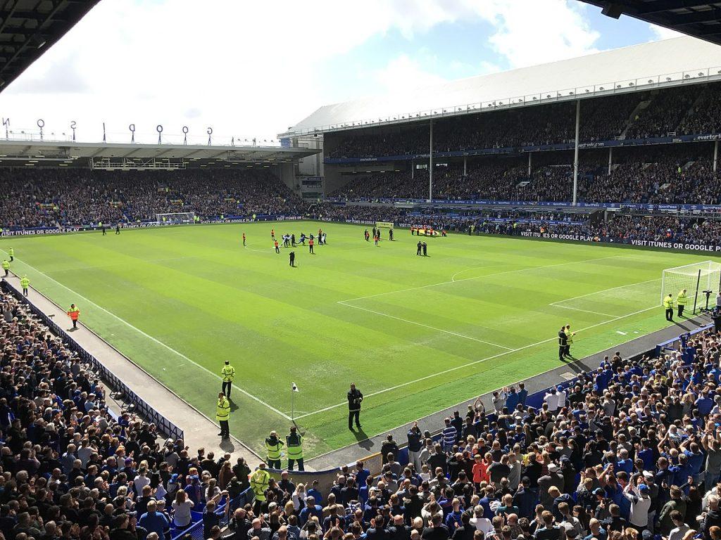 Everton: Goodison Park Image: Biloblue