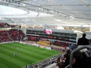 Bayer Leverkusen BayArena